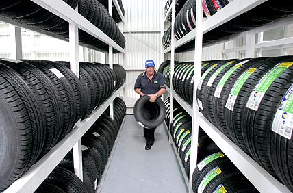 cheap tyre reading