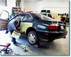car body repairs reading
